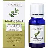 デイリーディライト エッセンシャルオイル  ユーカリプタス 10ml(天然100% 精油 アロマ 樹木系 シャープですっきりした香り)