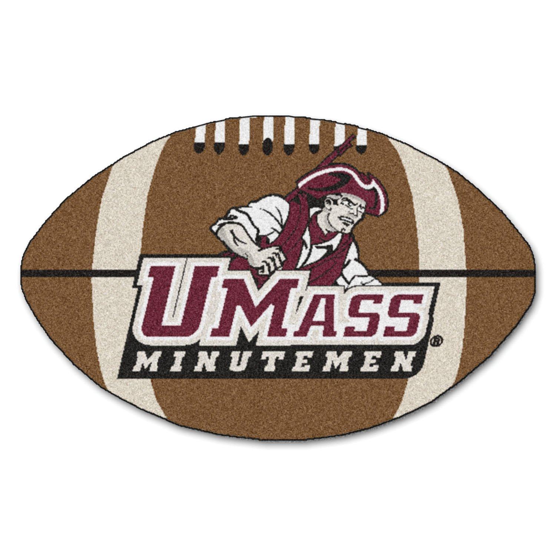 Fanmats UMass Football Rug 22'''' x35