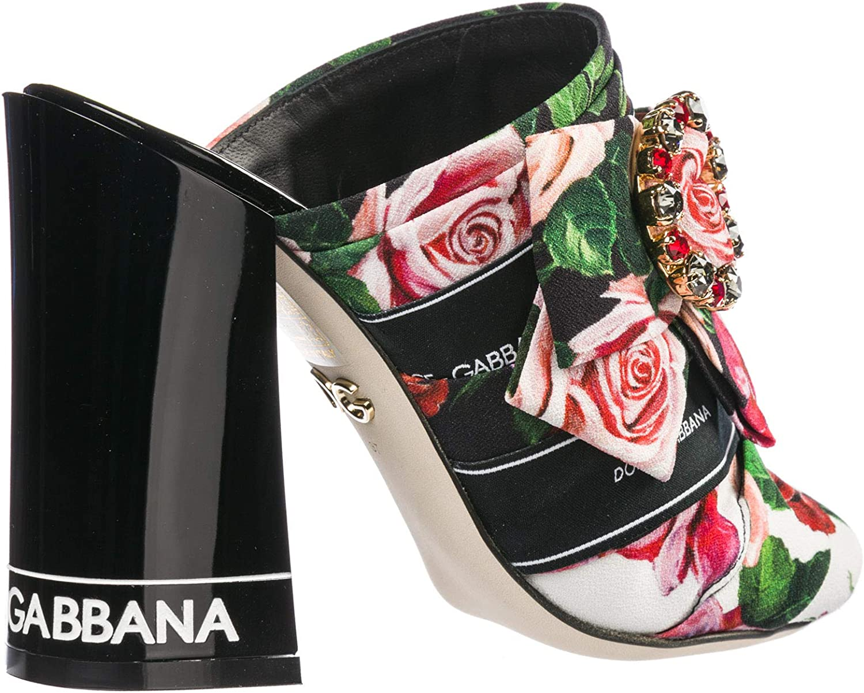 Dolce&Gabbana Sandales Femme Mix Rose Mix Rose