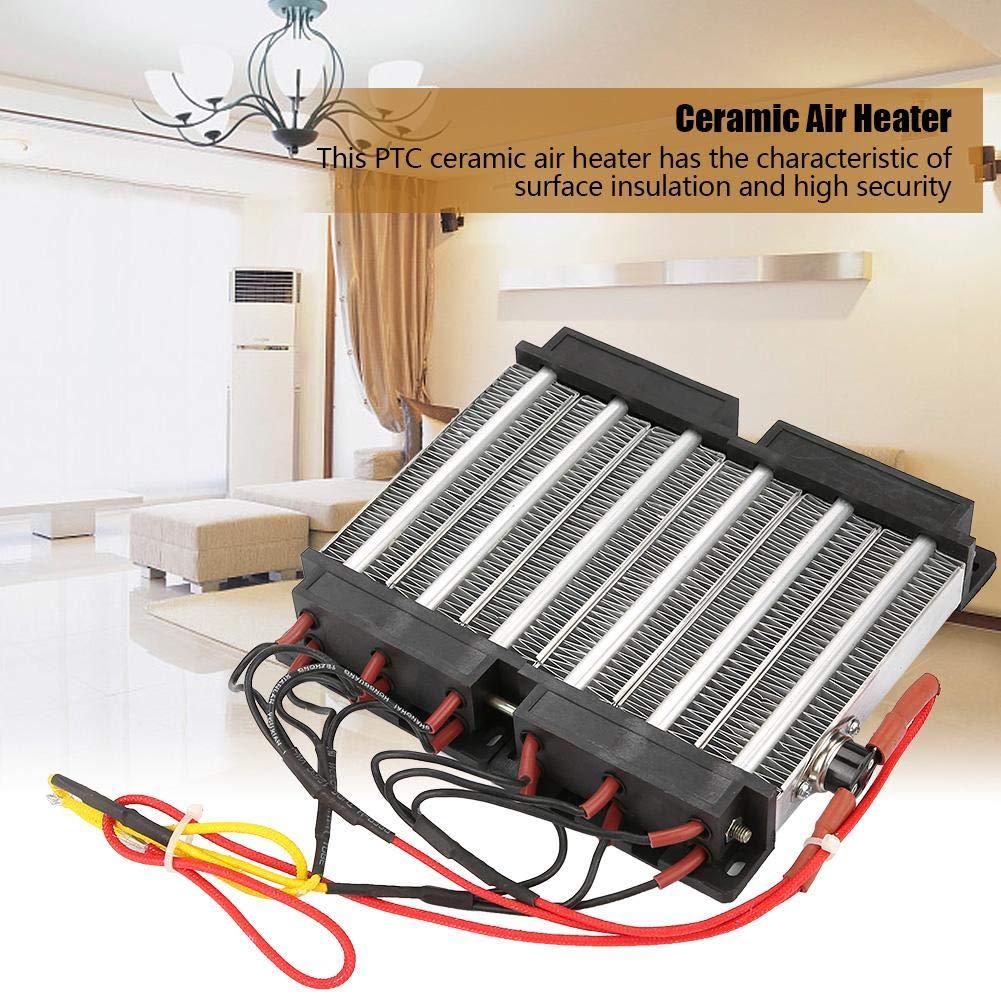 Insulated PTC Ceramic Air Heating