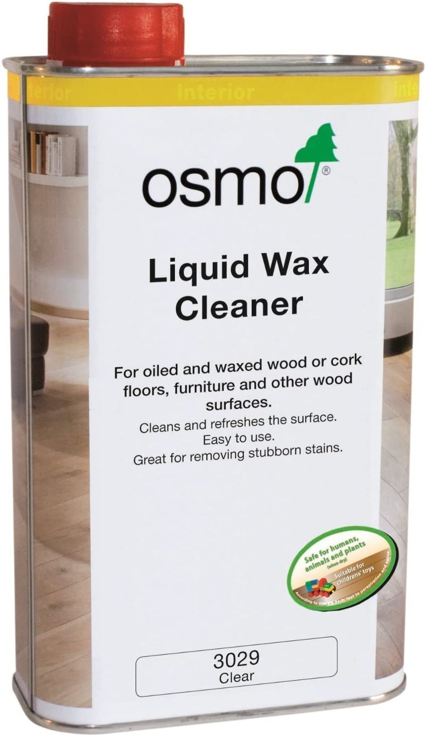 OSMO Liquid Wax Cleaner - 1 Liter