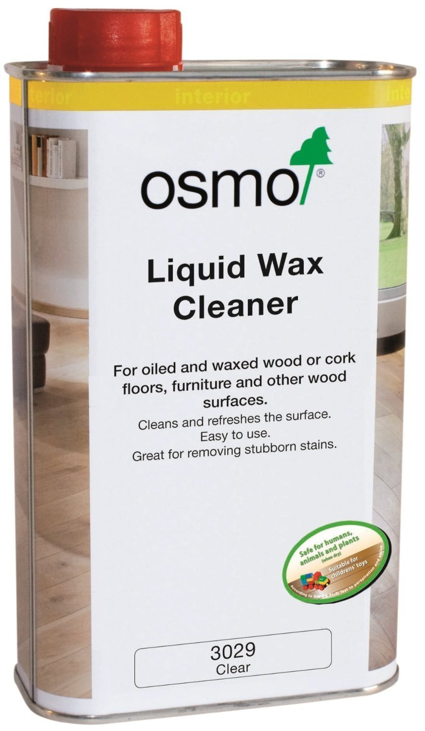 OSMO Liquid Wax Cleaner - 1 Liter by OSMO (Image #1)