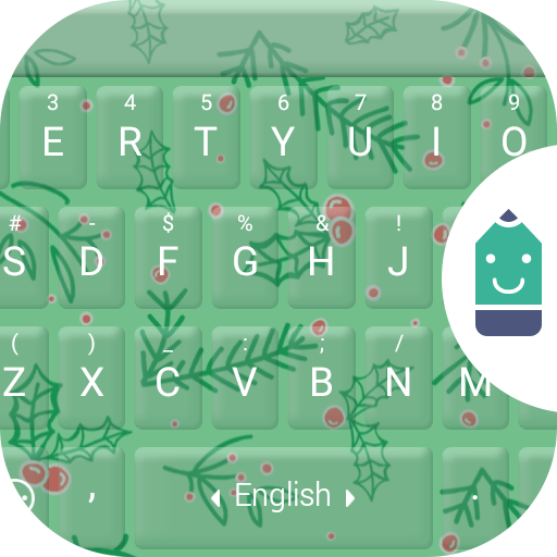 Mistletoe Magic Theme&Emoji (Mistletoe Emoji)