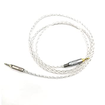 amazon newfantasia hifiケーブルwith 2 5 mm trrs balancedオスfor