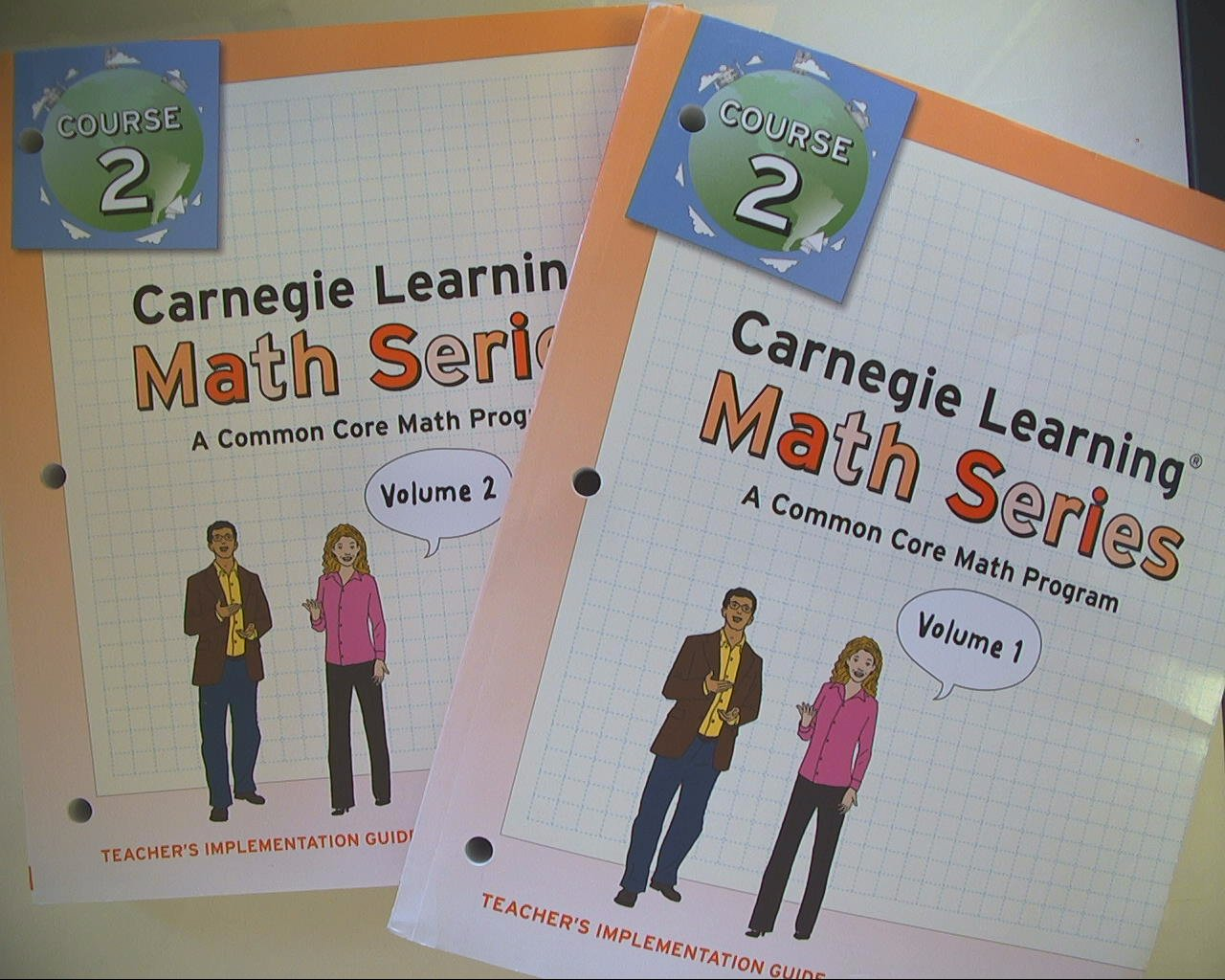 Download Carnegie Learning, Math Series, Course 2, Teacher's Implementation Guide, a Common Core Math Program, Volume 1 and 2 Isbn 9781609721459 pdf epub