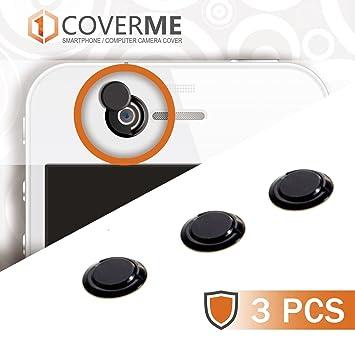SBYURE Webcam Funda para Ordenador Portatil Hacker Prevención Cámara Protección y Dispositivos con Cámaras, Fuerte 3M Glue,Ultra Delgado, Privacidad, ...