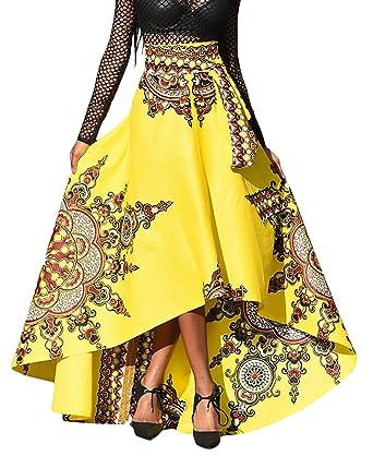 Falda Mujer Elegantes Primavera Falda De Verano Regalos Cintura ...