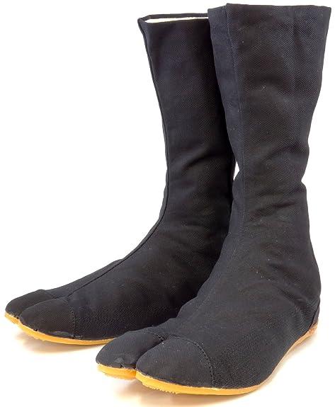 Ninja Shoes, Jikatabi, Rikkio Tabi Boots(US 5~12) Black ...