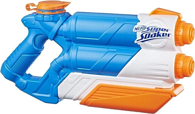 Supersoaker Twin Tide (Hasbro E0024EU4) , color/modelo surtido: Amazon.es: Juguetes y juegos
