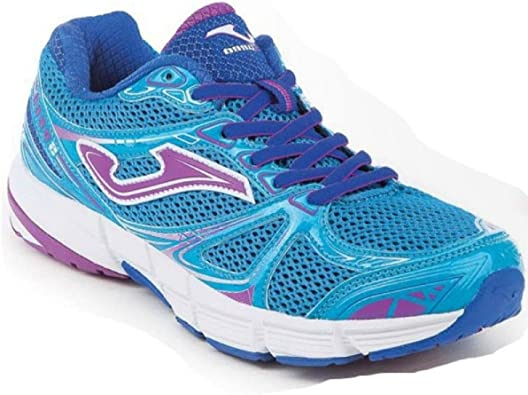 Joma R.Speed Lady 505 Azul-Morado - Zapatillas Mujer (38): Amazon.es: Zapatos y complementos