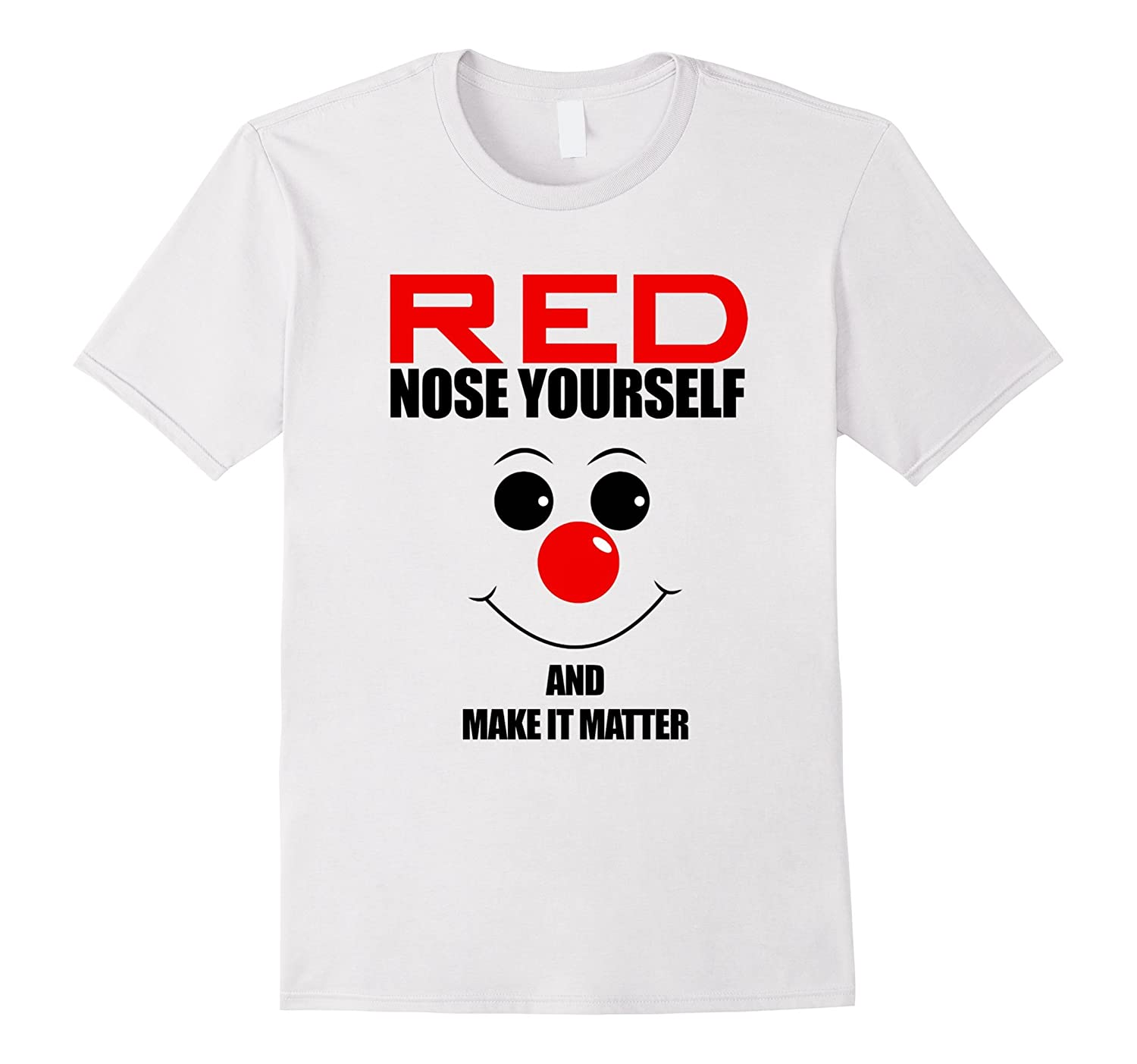 Red Nose Day T-Shirt-Vaci