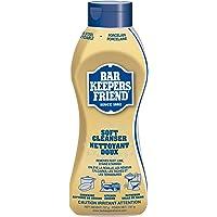 Bar Keepers Friend 11637 Soft Liquid Cleanser 26-Ounce