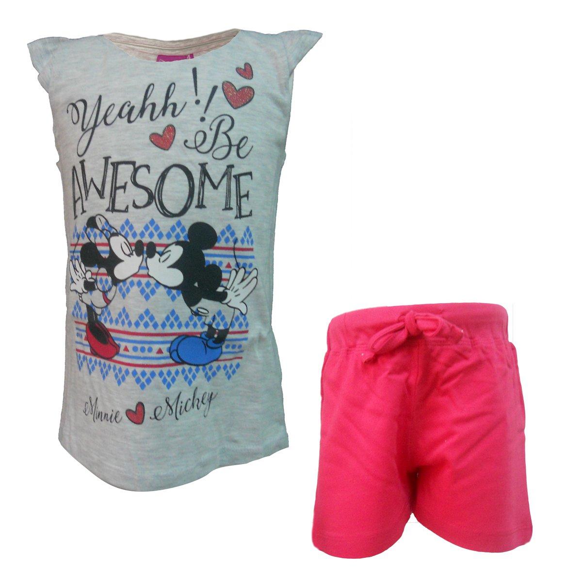 Disney - Chándal - para niña Gris 7 años: Amazon.es: Ropa y accesorios