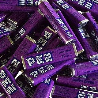 product image for Pez Candy Single Flavor 2 Lb Bulk Bag (Grape) Purple Candy