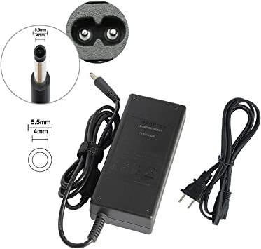 Original DELL AC Charger for Inspiron 11 14 15 15r 17r 3000 5000 7000 Series