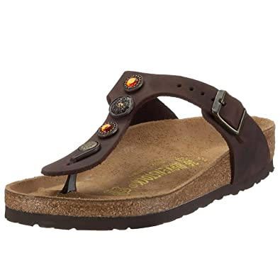 a5700b35d8e Birkenstock Gizeh Natural Leather