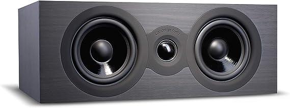 Cambridge Audio SX70 Center Channel Speaker – 100 Watt Home Theater Speaker | Black