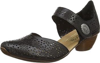 362c882c6 Rieker Womens Mirjam 43711 Leather Shoes