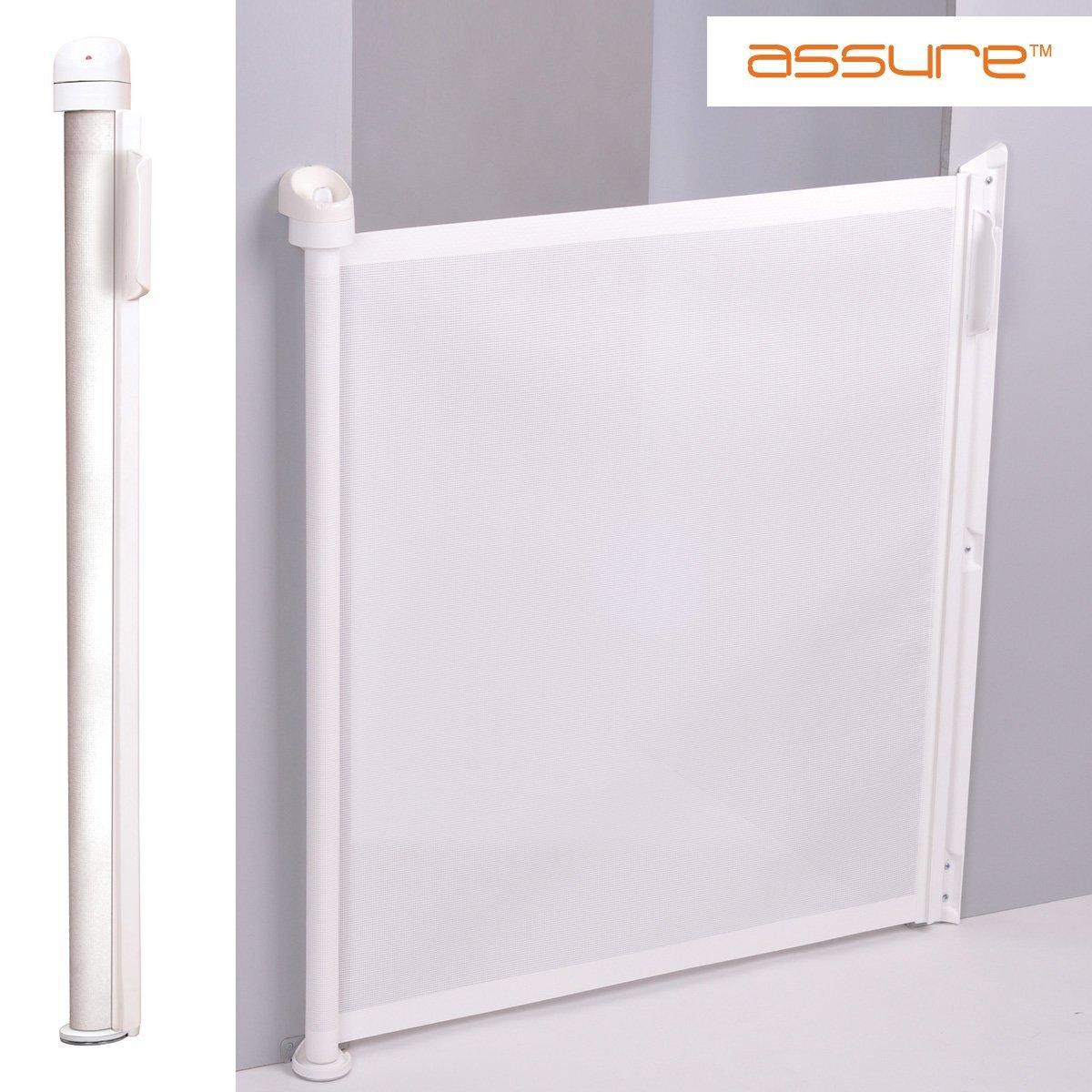 Lascal Kiddyguard Assure - White