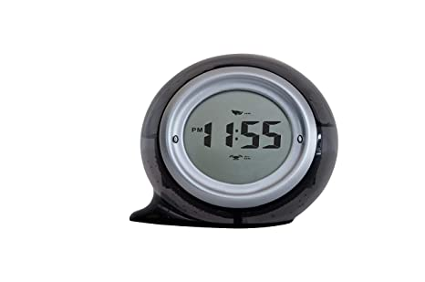 FACKELMANN Tecno 63600 - Reloj de mesa con alarma, reloj ...
