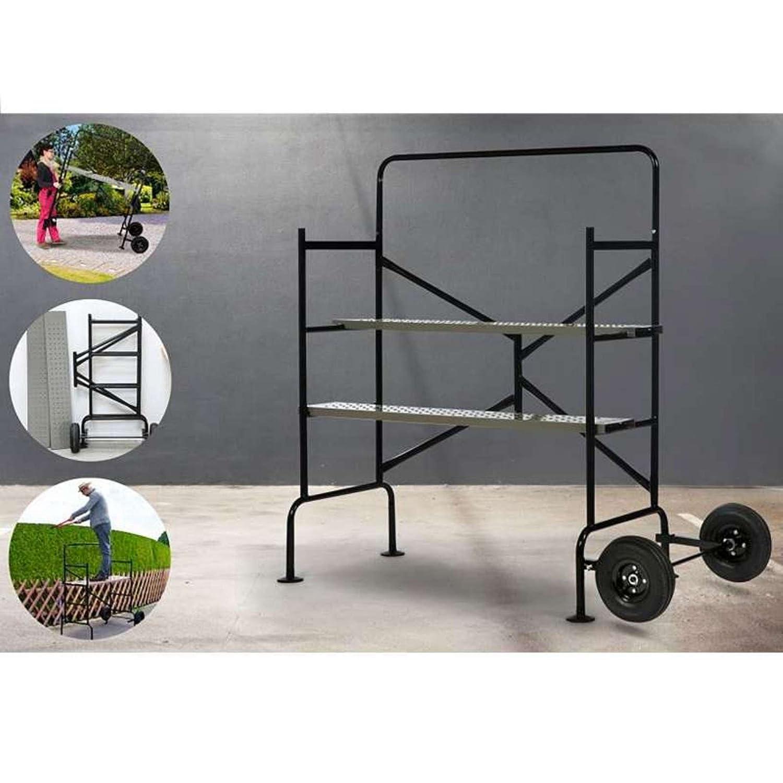 É chafaudage hauteur plateaux 80cm + roues Pratik garden