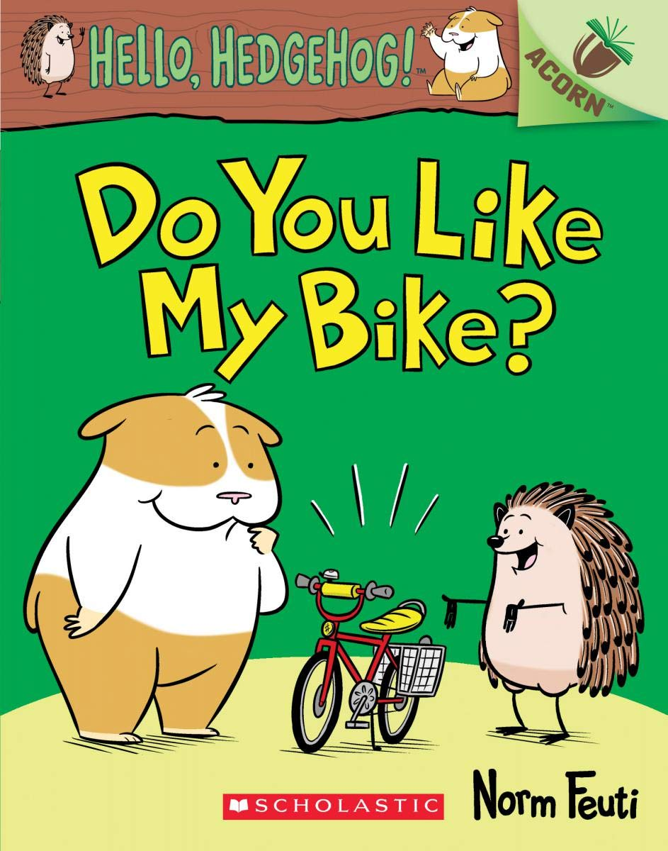 Buy Do You Like My Bike?: An Acorn Book (Hello, Hedgehog! #1) Book Online  at Low Prices in India | Do You Like My Bike?: An Acorn Book (Hello,  Hedgehog! #1) Reviews