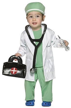 UHC Baby Boyu0027s Future Doctor Outfit Infant Fancy Dress Halloween Costume ...  sc 1 st  Amazon.com & Amazon.com: UHC Baby Boyu0027s Future Doctor Outfit Infant Fancy Dress ...