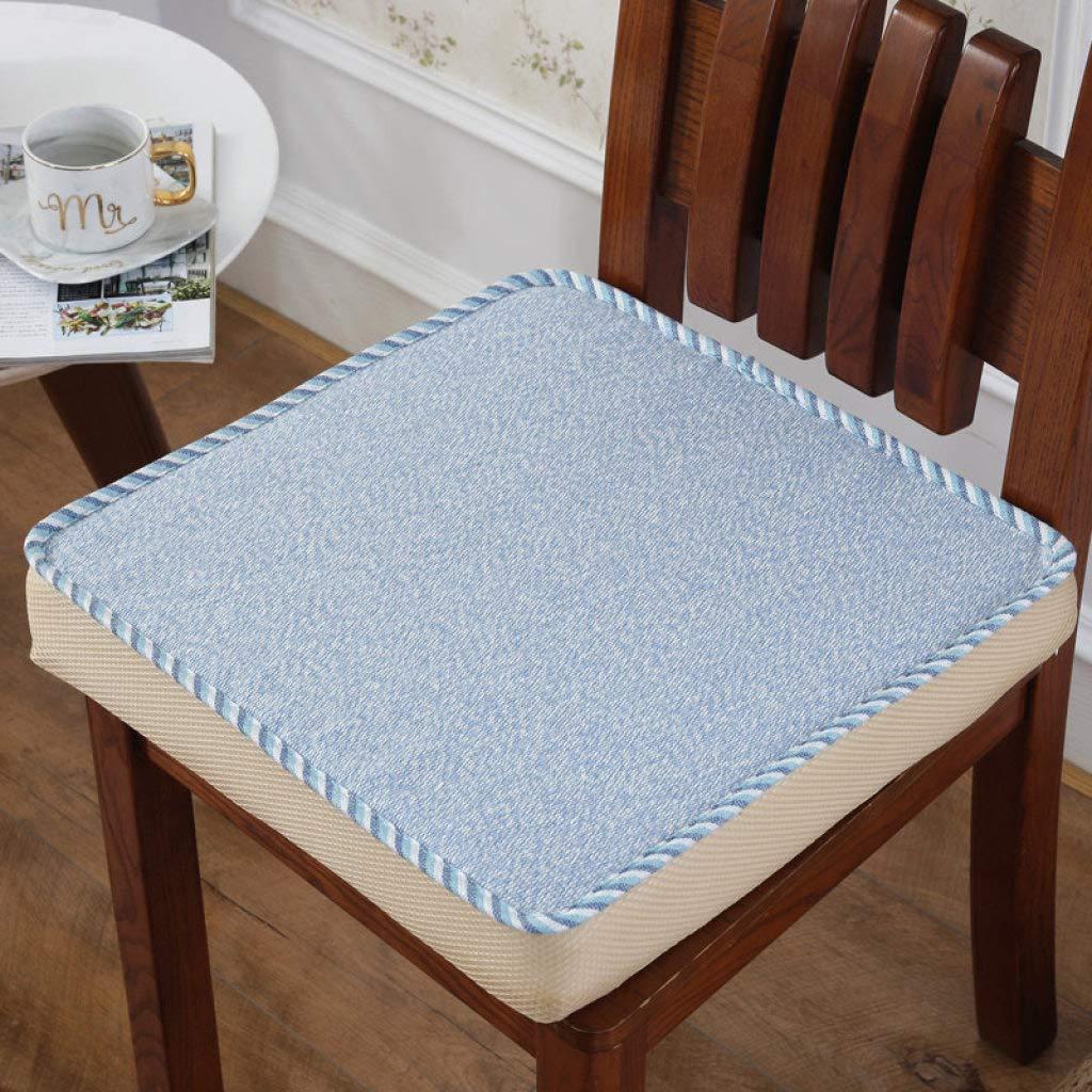 Amazon.com: 1 cojín de silla de popa gruesa y sólida, 5 ...