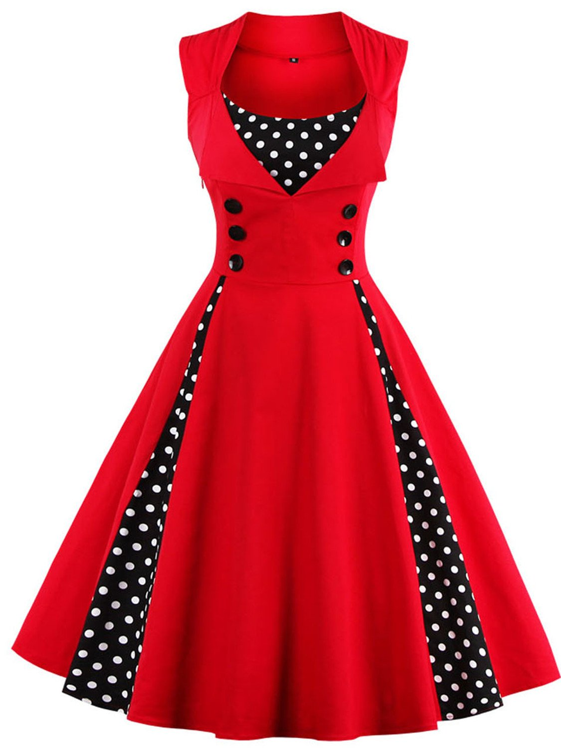 Womens 2017 Short Prom Homecoming Dressses for Speical Occasion,Red,S
