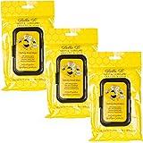BELLA B NATURALS Nipple Nurture 3-Piece Breast Wipes Bundle - Baby Wipe Bundle - Breast Pump Cleaning Wipes - Breast…