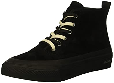 SeaVees Women s Mariners Boot Sneaker Black 5 ... c46a72a81a