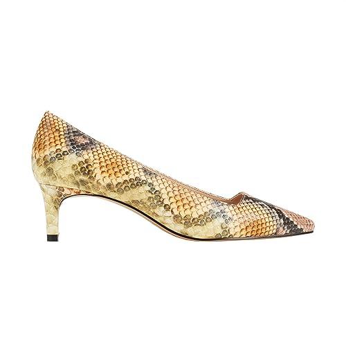 100% di alta qualità 100% originale pacchetto elegante e robusto Parfois - Scarpe Kitten Snake - Donne: Amazon.it: Scarpe e borse