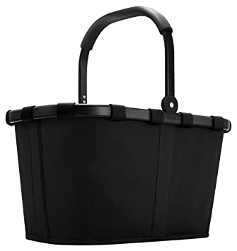 Reisenthel Korb Waschen reisenthel carrybag frame black black amazon de küche haushalt
