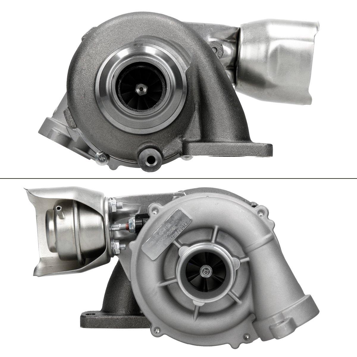Montagesatz ECD Germany TL42-4150 Turbolader Abgasturbolader inkl