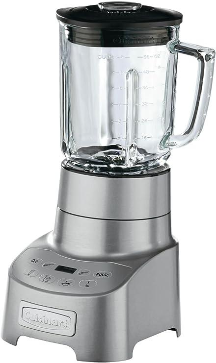 Cuisinart CBT700E Licuadora, 700W, vidrio y metal, plateado ...
