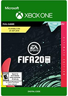 Amazon.com: FIFA 18 - Xbox One [Digital Code]: Video Games