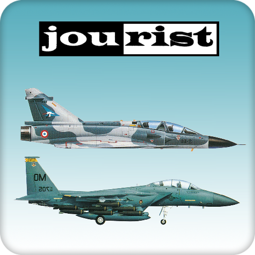 Attack and Interceptor Jets -