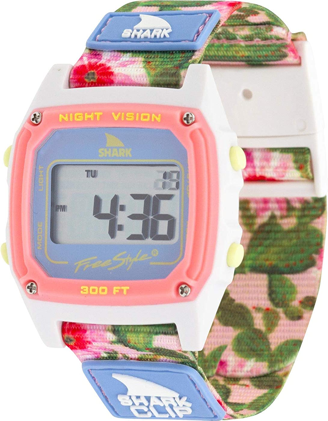 Freestyle Shark Classic Clip Prickly Pear Pink Unisex Watch FS101072