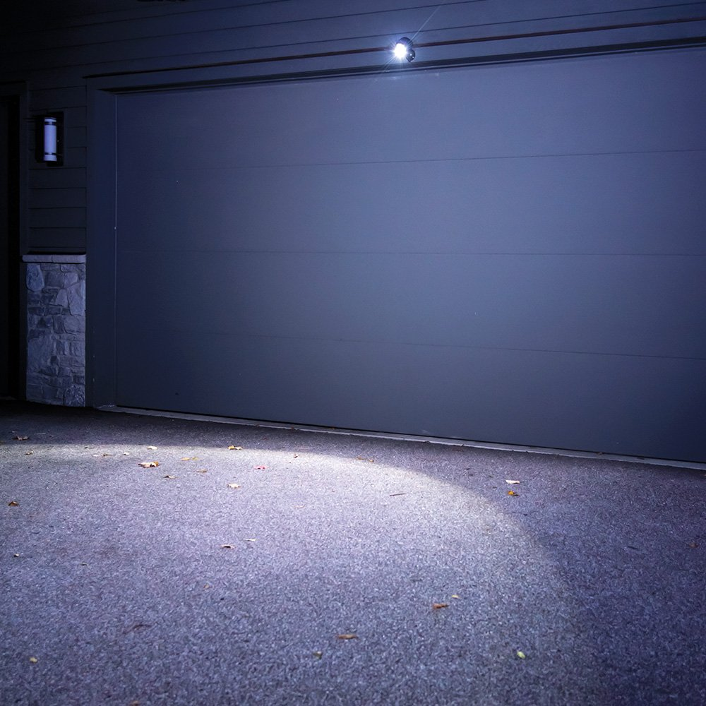 Mr Beams MB360 Wireless LED Spotlight with Motion Sensor and Photocell, Dark Brown by Mr Beams (Image #3)