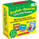 English-Spanish First Little Readers: Guided Reading Level C (Parent Pack): 25 Bilingual Books That are Just the Right Level