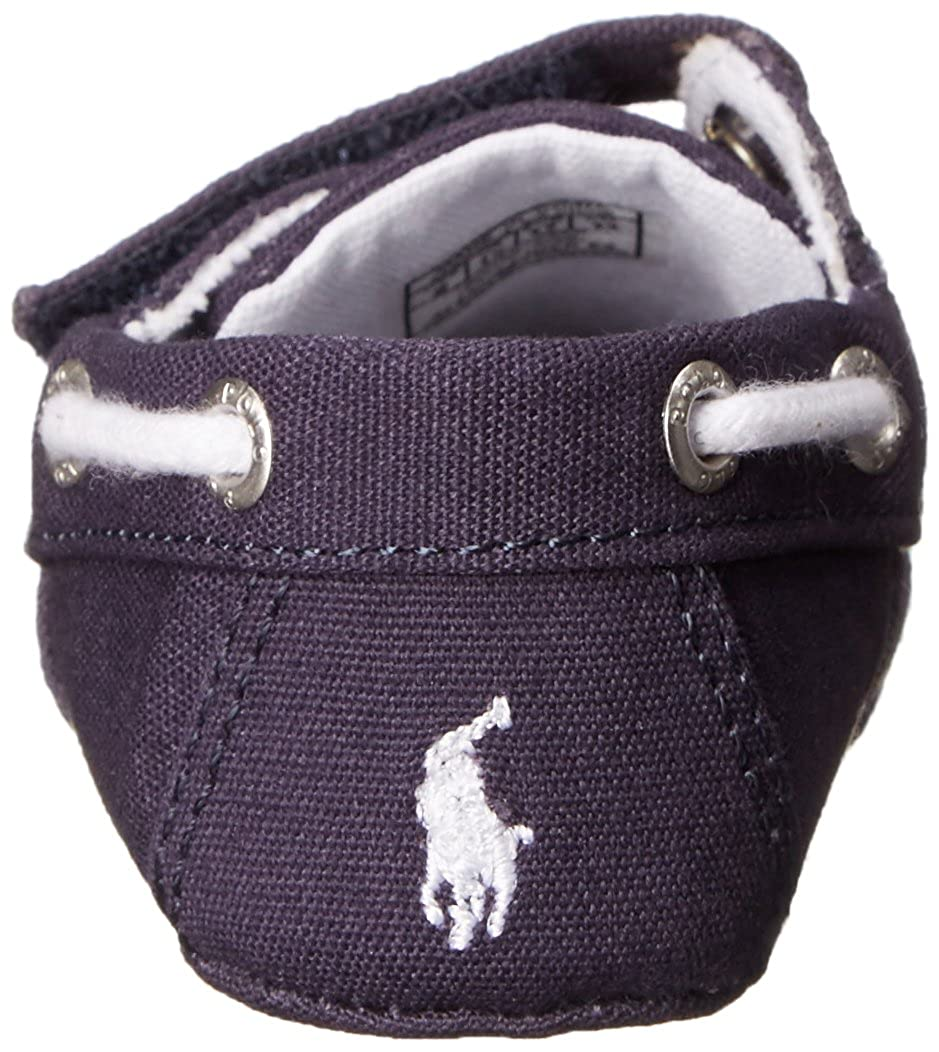 K Infant//Toddler Sander EZ Ralph Lauren Layette Sander EZ Crib Shoe