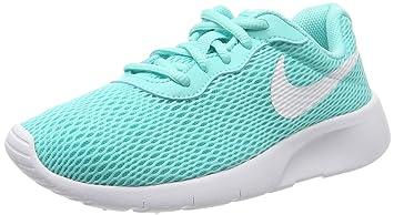 competitive price 26da3 7560b Nike Tanjun (GS) Mädchen Schuhe,Aurora GreenWhite-White,Gr