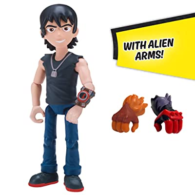 Ben 10 Kevin 11 Action Figure: Toys & Games