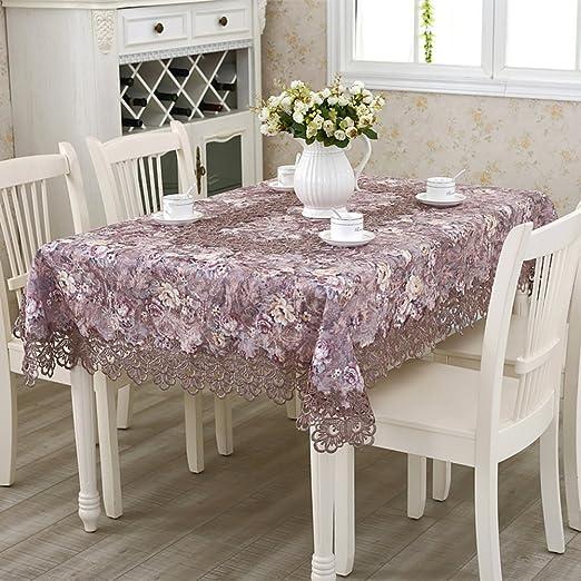 CHANG Euro Nappe Nappe pour Table de Jardin/Table-Cloth ...