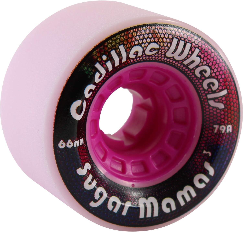 66mm 79a Cadillac Sugar Mamas Longboard Wheels