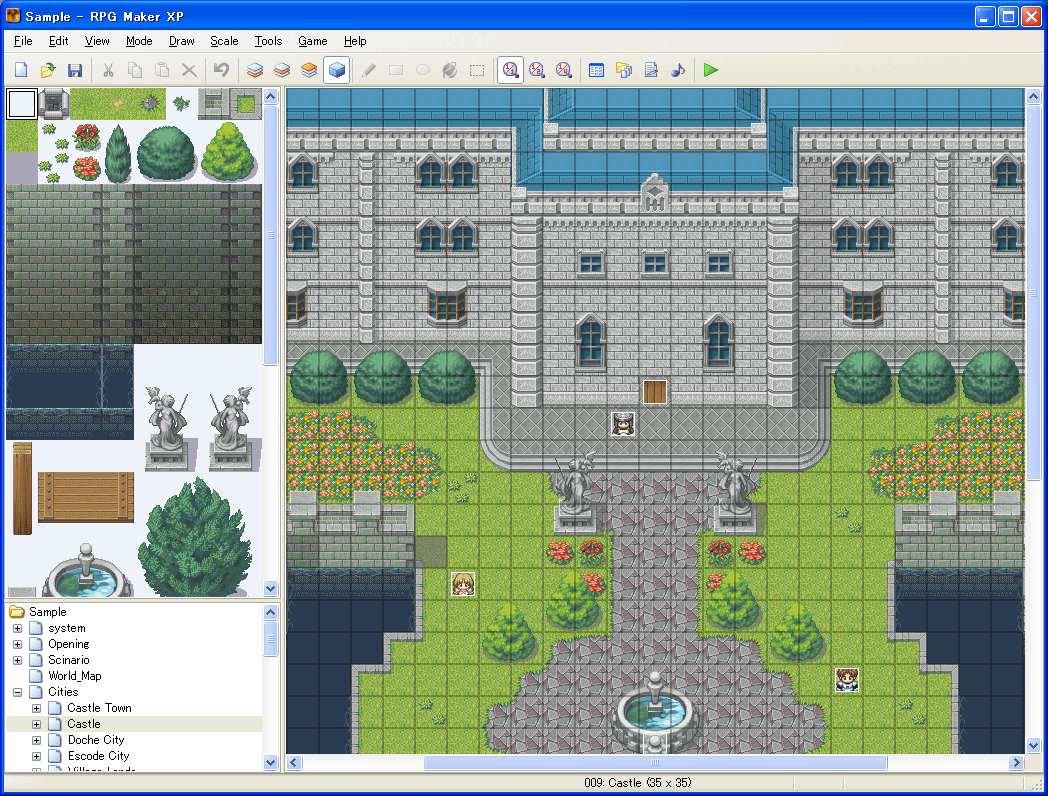 rpg maker city map gallery diagram writing sample and guide