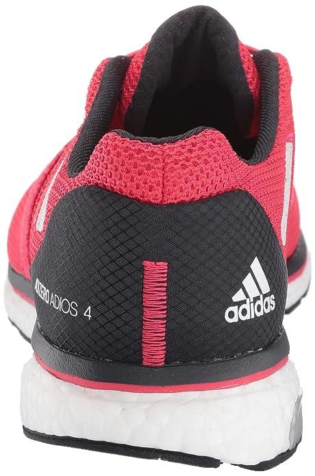big sale 74aa9 9a057 Amazon.com  adidas Mens Adizero Adios 4  Road Running