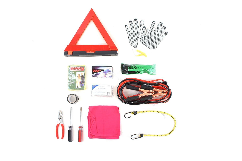 Genuine Hyundai Accessories 00082-ADU15 Roadside Assistance Kit
