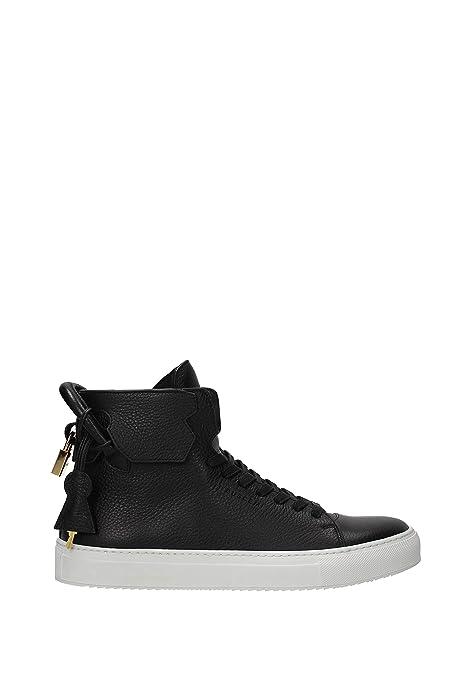 BUSCEMI Sneakers Uomo - Pelle (1010SU14) EU  Amazon.it  Scarpe e borse 1865ae90eae