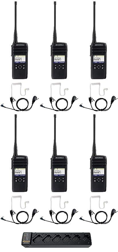Amazon com: Motorola DTR600 30CH 1W 900MHZ Licence Free